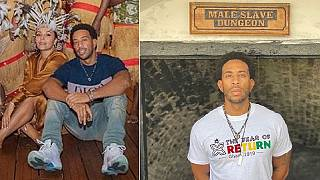 American rapper Ludacris' African Xmas: From Gabon to Ghana