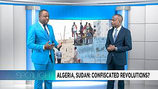 Algeria, Sudan: confiscated revolutions? [Spotlight]