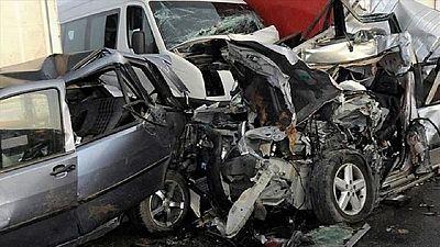 Égypte : 28 morts dans des accidents de la route