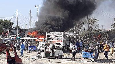 Somalie : le bilan de l'attentat de Mogadiscio s'alourdit à 81 morts