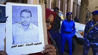 Sudan to hang 27 intelligence agents for killing teacher during anti-Bashir protests
