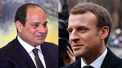 """Libye : Macron et Sissi appellent à """"la plus grande retenue"""" face aux risques """"d'escalade militaire"""" (Élysée)"""