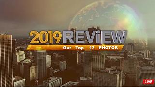 Top 12 photos of 2019: Kabila quits, Nobel Prize, Mugabe, sporting glory etc.