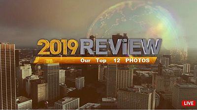 Top 12 photos of 2019: Kabila quits, Nobel Prize, Mugabe, sporting glory etc.