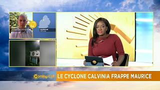 Cyclone Calvinia hits Mauritius [Morning Call]