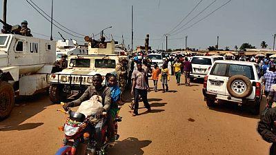 Centrafrique : les forces de l'ONU veulent désarmer le PK5, zone de non-droit à Bangui