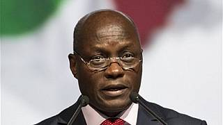 Guinea-Bissau outgoing president delivers New Year message amid tears