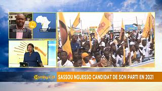 Congo's veteran president Denis Sassou Nguesso set to run anew in 2021 [Morning Call]