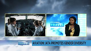 Air transport: IATA promotes gender diversity in the aviation industry