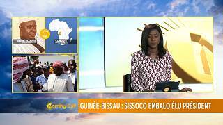 Umaro Sissoco Embalo elected president of Guinea-Bissau [Morning Call]