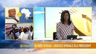 Guinée-Bissau : Sissoco Embalo élu président [Morning Call]