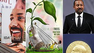 Positives from Ethiopia's 2019: Nobel gold, sherger project, satellite, green legacy