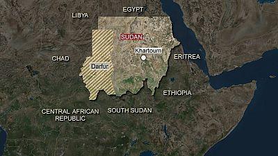 Soudan/Darfour : 18 morts dans le crash d'un avion militaire, combats sanglants