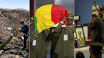 Gloom from Ethiopia's 2019: Plane crash, foiled coup, assassinations, deaths etc.