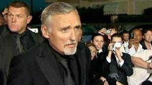 Actor Dennis Hopper fighting prostate cancer
