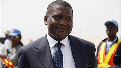 Dangote consolidates 'Africa's richest man tag,' now world's 96th richest