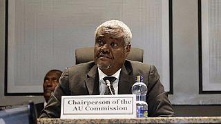 """Libye: le chef de l'UA inquiet d'une potentielle """"interférence"""""""