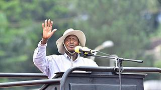 Uganda's Museveni begins jungle march to highlight liberation struggle