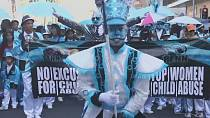 South Africa: Hundreds participate in this year's Cape Town Minstrel Carnival