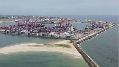 Congo : le port de Pointe-Noire peine à se relever