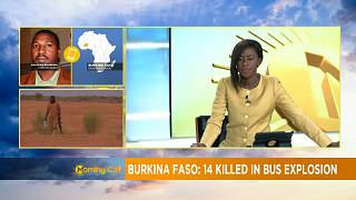 Roadside bomb kills children on bus in Burkina Faso [Morning Call]