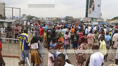 RDC : manifestation d'étudiants dispersée à l'Université de Kinshasa