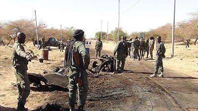 Five Malian soldiers killed in attack near Mauritanian border
