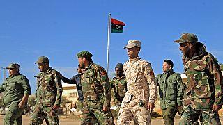 Libye : les forces pro-Haftar disent être entrées dans Syrte (communiqué)
