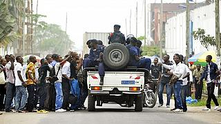 RDC – Manifestation d'étudiants : sept blessés graves et des arrestations
