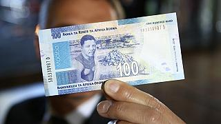 South African rand weakens amid fresh power cuts