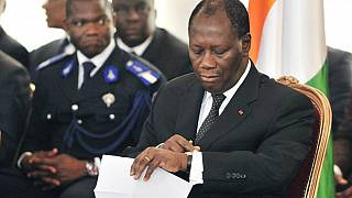 Ivorian president wants to amend constitution