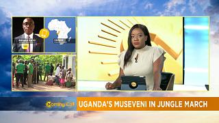 Ugandan president's jungle trek dismissed as campaign stunt [Morning Call]