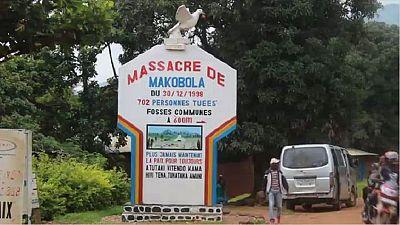 RDC : commémoration du massacre de Makobola