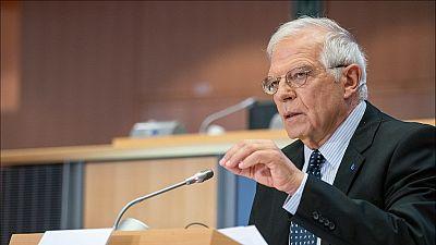 """Libye : le chef de la diplomatie de l'UE condamne """"l'ingérence de la Turquie"""""""