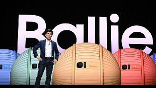 Samsung wants you to use a ball as a home companion
