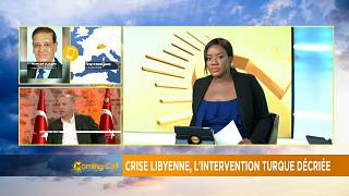 Egypt, Algeria and EU hold respective talks on Libyan crisis [Morning Call]
