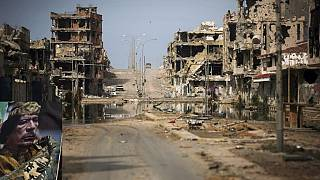 Push for Tripoli: Libya rebels capture Sirte, birthplace of Gaddafi