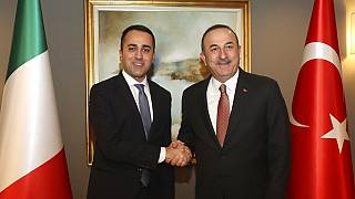 Turkish, Italian FM's meet for Libya talks