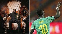 'Deserved, pride of Senegal': Mahrez, Ba, Drogba, Eto'o hail Mane on CAF award