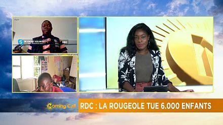 La RDC en proie à la pire épidémie de rougeole au monde [The Morning Call]