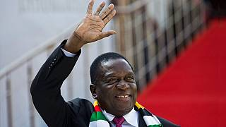 Zimbabwe president starts 3-week holiday in-country, VPs in charge