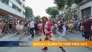 Célébration des rois mages en Uruguay [Grand Angle]
