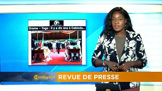 Togo : il y a dix ans au Cabinda - Revue de Presse [The Morning Call]