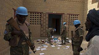 Mali : 18 Casques bleus et 2 civils blessés dans l'attaque d'un camp