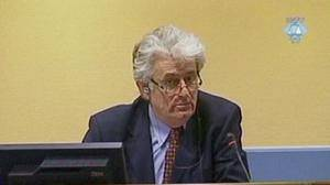Karadzic war crimes trial adjourned