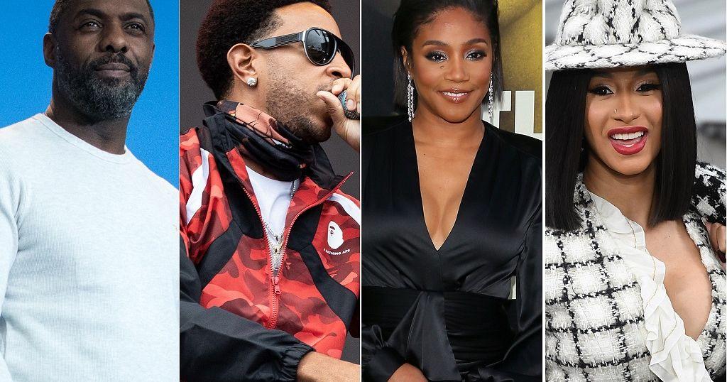 Chasing African citizenship: Anthony Joshua, Cardi B, Ludacris, Idris Elba, Tiffany Haddish   Africanews