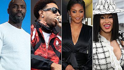 Des célébrités occidentales à l'assaut des nationalités africaines