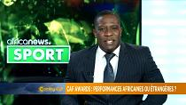 CAF awards: African or abroad based performances?