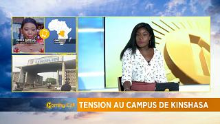 Tensions au sein du Campus de l'Université de Kinshasa [The Morning Call]