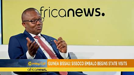 Guinea-Bissau's Umaro Sissoco Embalo, from prime minister to president [Morning Call]